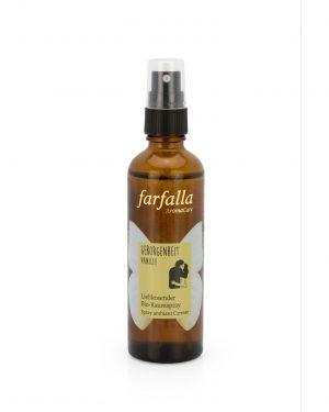 Farfalla Bio-Raumspray Geborgenheit 75ml