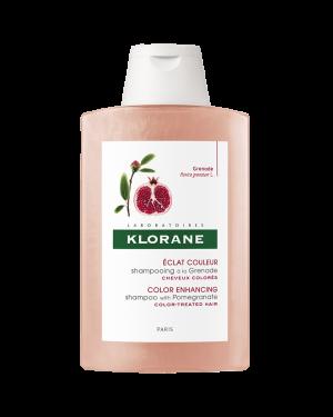 Klorane Granatapfel Shampoo ohne Sulfate 200ml