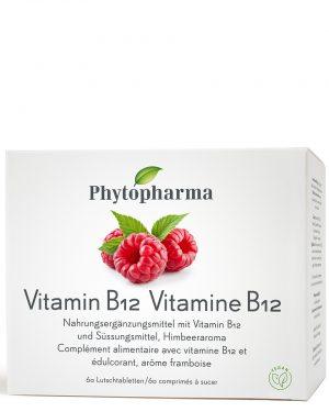 Phytopharma Vitamin B12 Lutschtabl 60 Stk