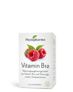 Phytopharma Vitamin B12 Lutschtabl 30 Stk