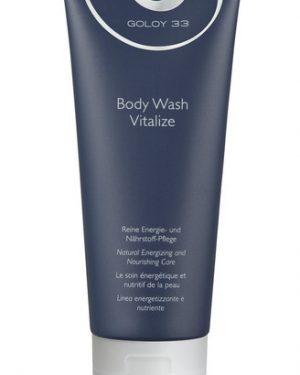 Goloy 33 Body Wash Vitalize Tb 200ml