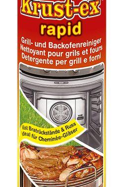 Krust Ex Rapid Backofen Grillreiniger 400ml