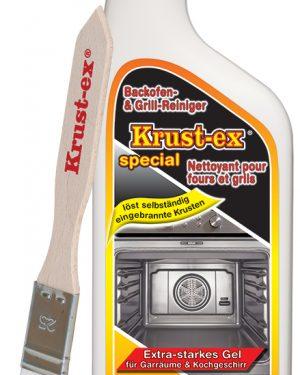 Krust Ex Special Backofen- und Grillreiniger Gel 500g
