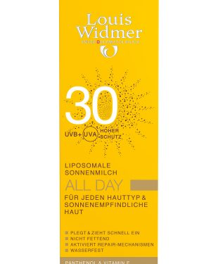 Louis Widmer All Day 30 Parf 100ml