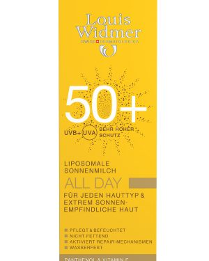 Louis Widmer All Day 50+ Parf 100ml