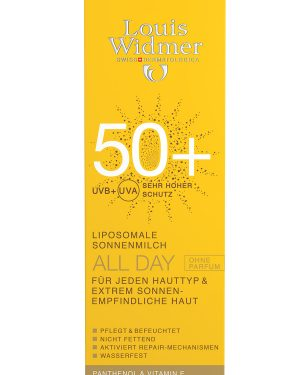 Louis Widmer All Day 50+ Unparf 100ml
