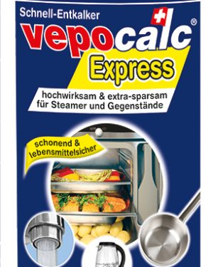 Vepocalc Express Schnell-Entkalker 1000ml