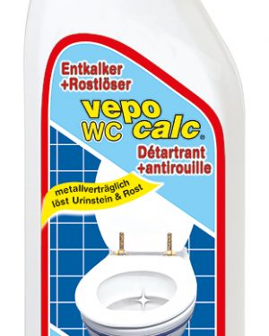 Vepocalc WC-Entkalker + Rostlöser 750ml