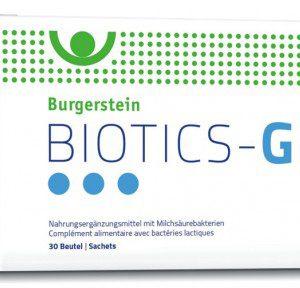 Burgerstein Biotics-G Plv Btl 30 Stk