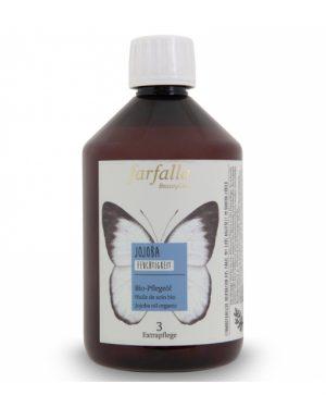 Farfalla Bio-Pflegeöl Jojoba 500ml