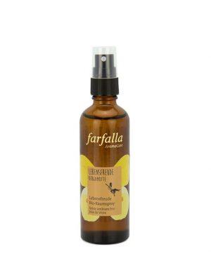 Farfalla Bio-Raumspray Lebensfreude Bergamotte 75ml