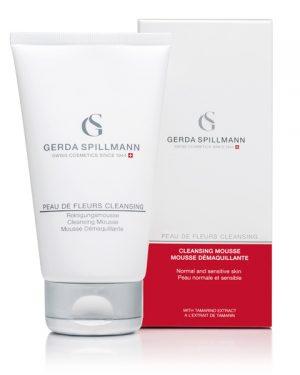 Gerda Spillmann Peau de Fleurs  Reinigungsmousse 150ml