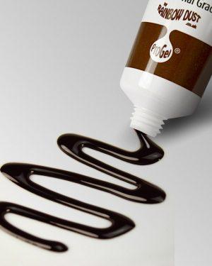 ProGel Lebensmittelfarbe Brown 25ml