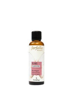 Farfalla Bio-Pflegeöl Rizinus 75ml