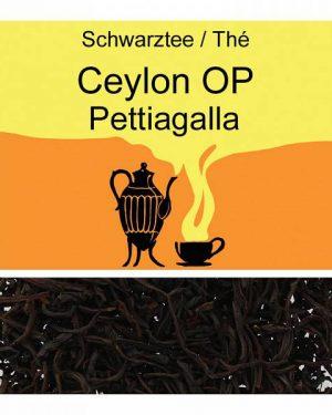 HERBORISTERIA Ceylon OP Pettiagalla 100 g