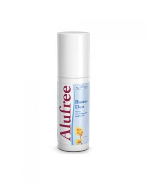 NUTREXIN Alufree Basen-Deo Spray Ds 100 ml