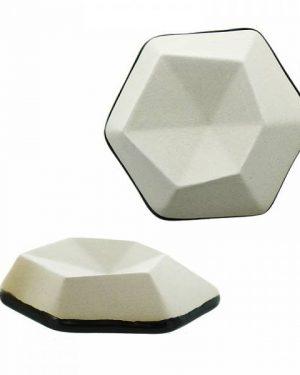 HERBORISTERIA Duftstein Kristallfacette schwarz