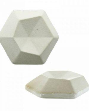 HERBORISTERIA Duftstein Kristallfacette weiss