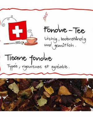 HERBORISTERIA Fondue-& Raclette Tee 175 g