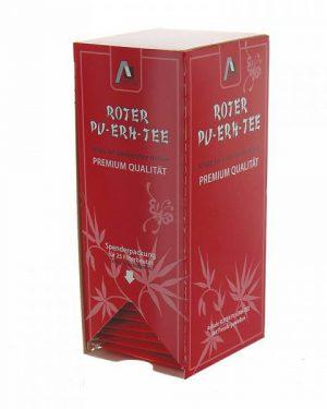 HERBORISTERIA Pu Erh Tea Btl 25 Stk