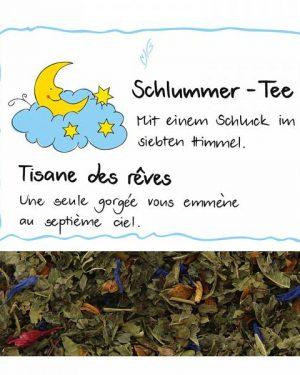 HERBORISTERIA Schlummer Tee 60 g