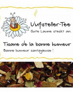 HERBORISTERIA Uufsteller-Tee 165 g
