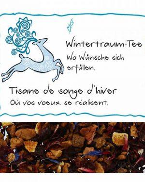 HERBORISTERIA Wintertraum-Tee Btl 20 Stk