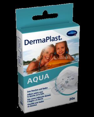 Dermaplast Aqua 3 Grössen 20 Stk