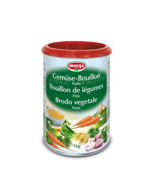 MORGA Gemüse Bouillon Paste Ds 1 kg