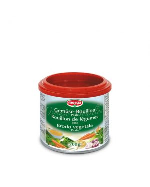 MORGA Gemüse Bouillon Paste Ds 200 g