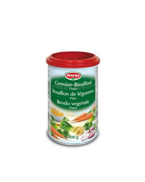 MORGA Gemüse Bouillon Paste Ds 400 g