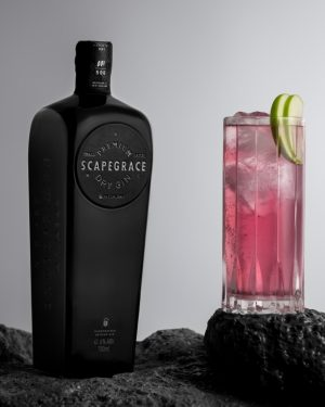 Scapegrace Dry Gin Black Edition