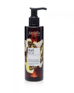 Farfalla Ingwer, Volumen-Shampoo