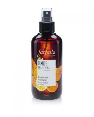 Farfalla Orange, Haarspray