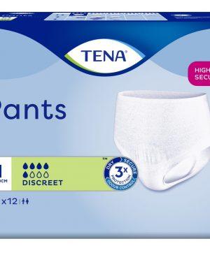 TENA Pants discreet M 12 Stk