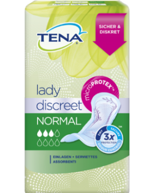 TENA Lady discreet Normal 24 Stk