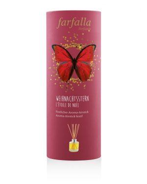 Farfalla Weihnachtsstern Aroma-Airstick