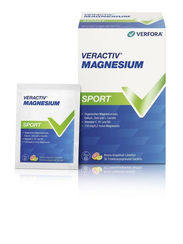 VERACTIV Magnesium Nutrilong Tabl 60 Stk