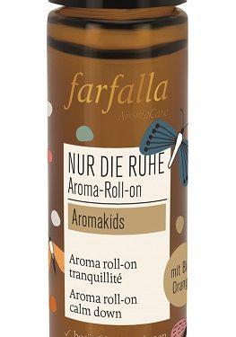 Farfalla Aromakids, Nur die Ruhe Aroma-Roll-on