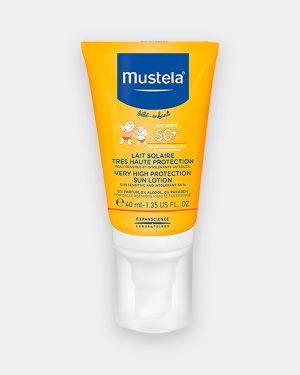 MUSTELA Sonnenschu Sonnenmilch SPF50+ 40 ml